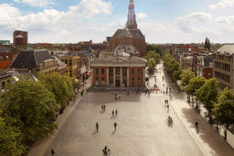 Groningen to make city centre more accessible using IoT sensors