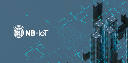 NB-IoT demonstration at Electronica 2018