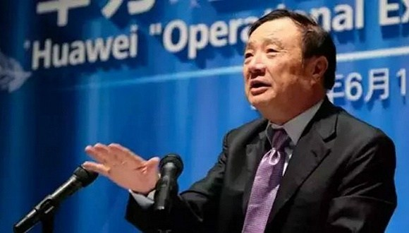 Huawei founder insists US government 'underestimates' company